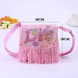 Girls trendy cute jeweled bag